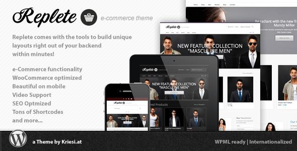replete - Replete e-Commerce and Business