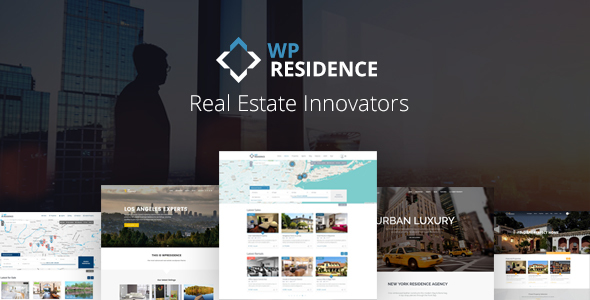 residence - Residence Real Estate WordPress Theme