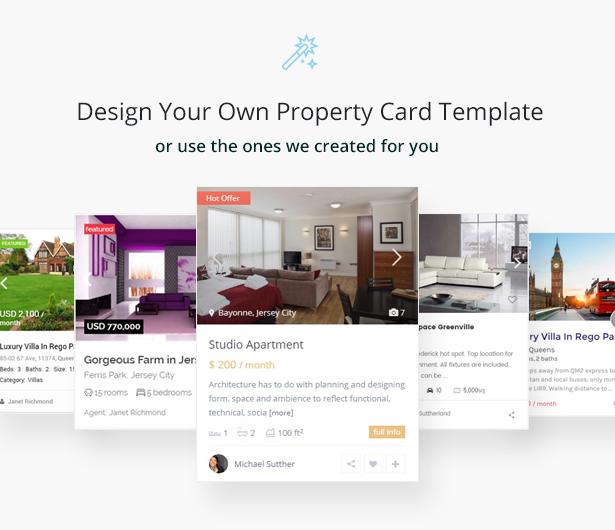 residence4 - Residence Real Estate WordPress Theme