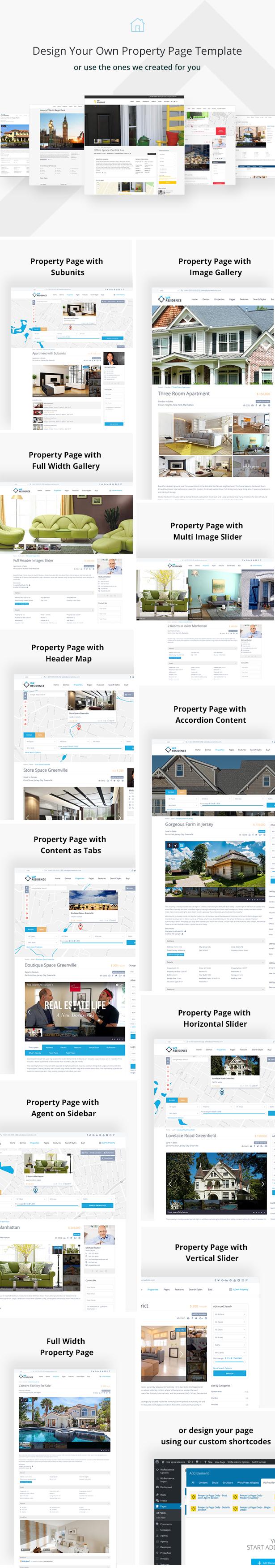 residence5 - Residence Real Estate WordPress Theme