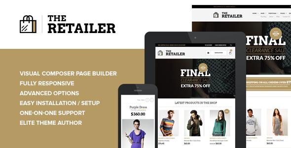 retailer - The Retailer - Premium WooCommerce Theme