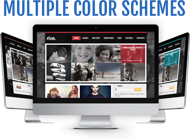 rive5 - Rive - Responsive Charity WordPress Theme