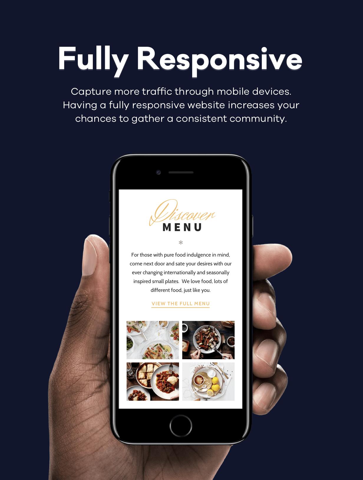 rosa2 - ROSA - An Exquisite Restaurant WordPress Theme