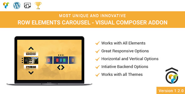 row - Any Element Row Carousel Addon for WPBakery Page Builder (formerly Visual Composer)