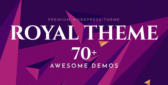 royal - Royal - Multi-Purpose WordPress Theme