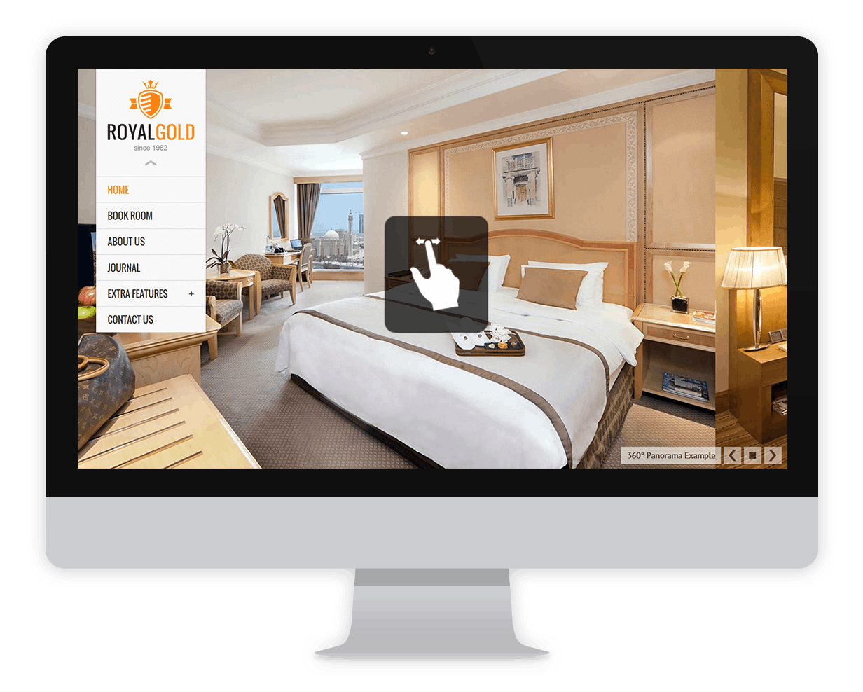 royalgold2 - RoyalGold - A Luxury & Responsive Hotel or Resort Theme For WordPress