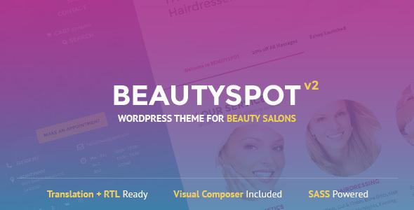 s - BeautySpot - WordPress Theme for Beauty Salons