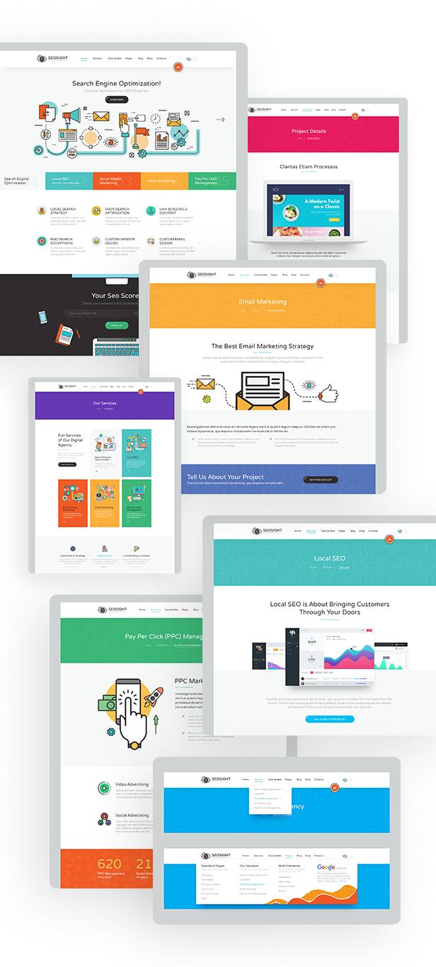 seosight4 - Seosight - SEO, Digital Marketing Agency WP Theme with Shop