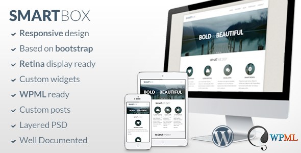 smartbox - SmartBox - Responsive WordPress Bootstrap Theme