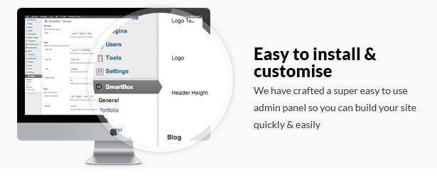 smartbox3 - SmartBox - Responsive WordPress Bootstrap Theme