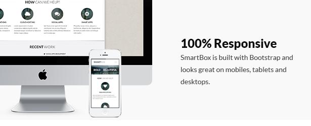 smartbox4 - SmartBox - Responsive WordPress Bootstrap Theme