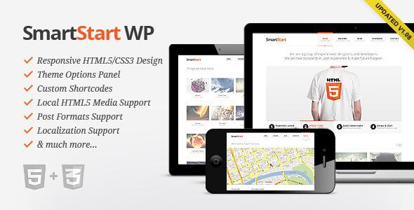 smartstart - SmartStart WP - Responsive HTML5 Theme