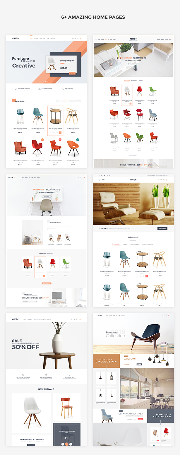 sns anton2 - SNS Anton - Furniture WooCommerce WordPress Theme