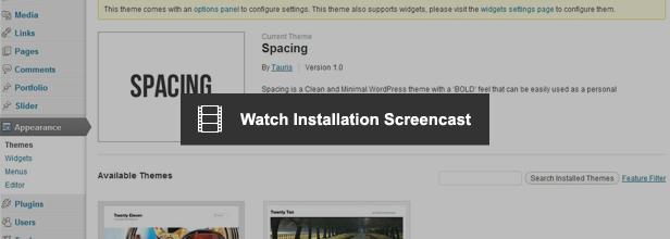 spacing3 - Spacing: Responsive, Minimal & Bold WP Theme