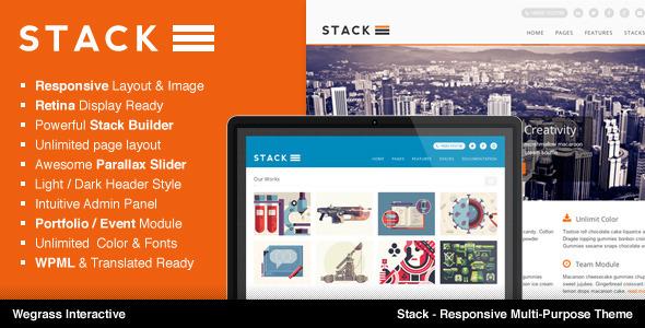 stack - Stack - Responsive Multi-Purpose Theme