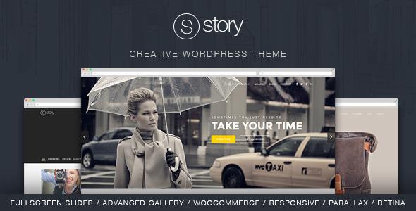 story - Story - Creative Responsive Multi-Purpose Theme