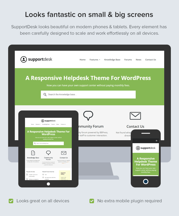 support2 - SupportDesk - A Responsive Helpdesk Theme