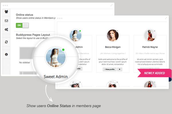 sweet10 - Sweet Date - More than a Wordpress Dating Theme