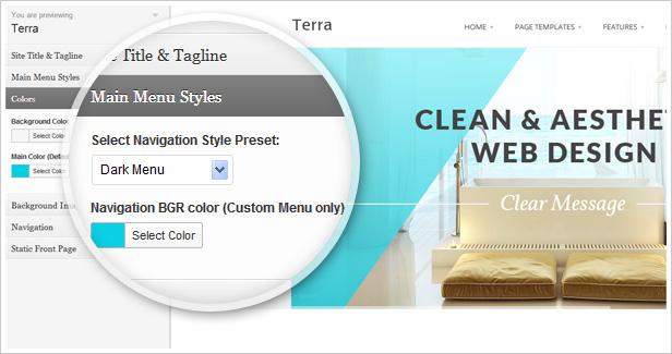 terra5 - Terra - Responsive Multi-Purpose WordPress Templete
