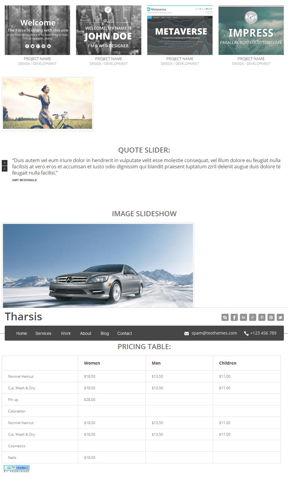 tharsis3 - Tharsis - Responsive One Page Portfolio Theme