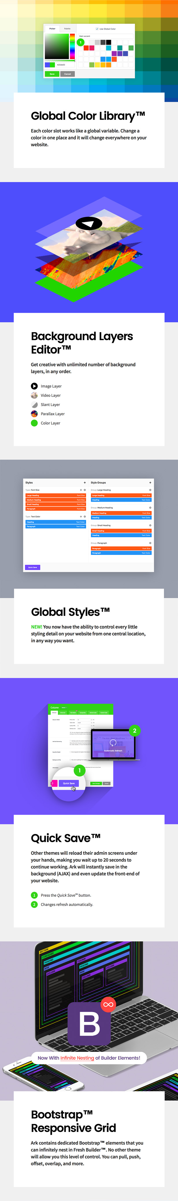 the ark8 - The Ark | WordPress Theme made for Freelancers