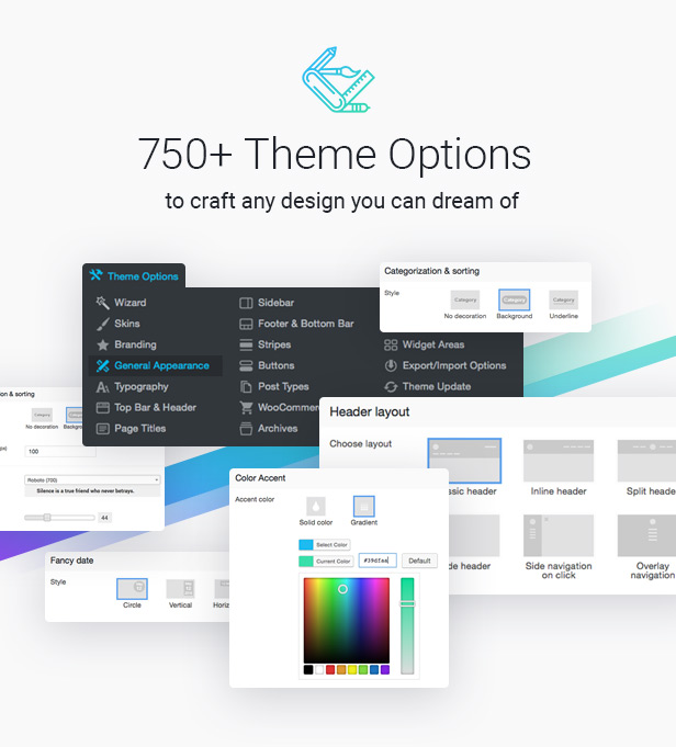 the76 - The7 — Multi-Purpose Website Building Toolkit for WordPress