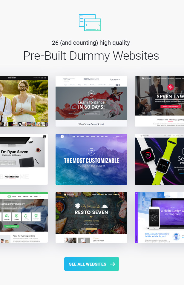the78 - The7 — Multi-Purpose Website Building Toolkit for WordPress