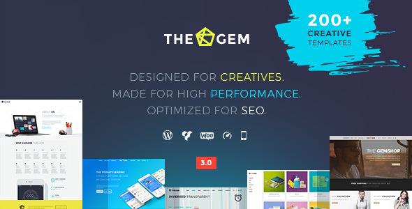 thegem - TheGem - Creative Multi-Purpose High-Performance WordPress Theme