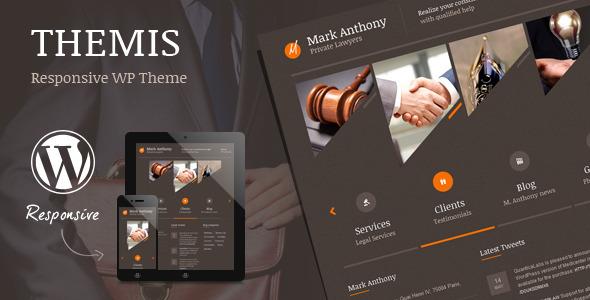 themis - Themis - Law Lawyer Business WordPress Theme
