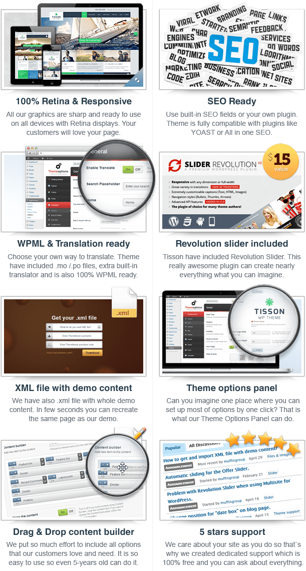 tisson2 - Tisson WordPress Theme