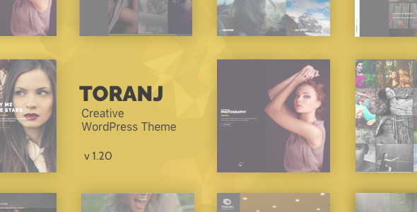 toranj - Toranj - Responsive Creative WordPress Theme