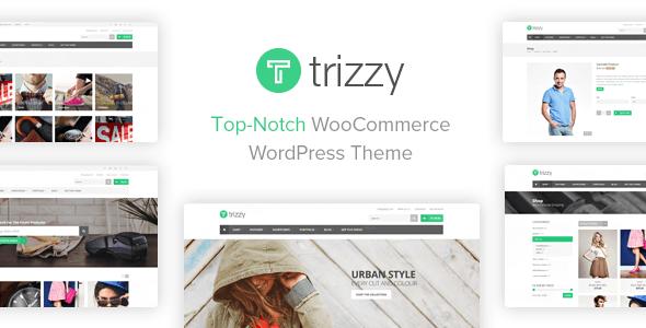 trizzy - Trizzy - Multi-Purpose WooCommerce WordPress Theme