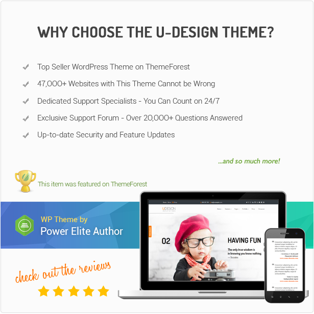 udesign2 - uDesign - Responsive WordPress Theme