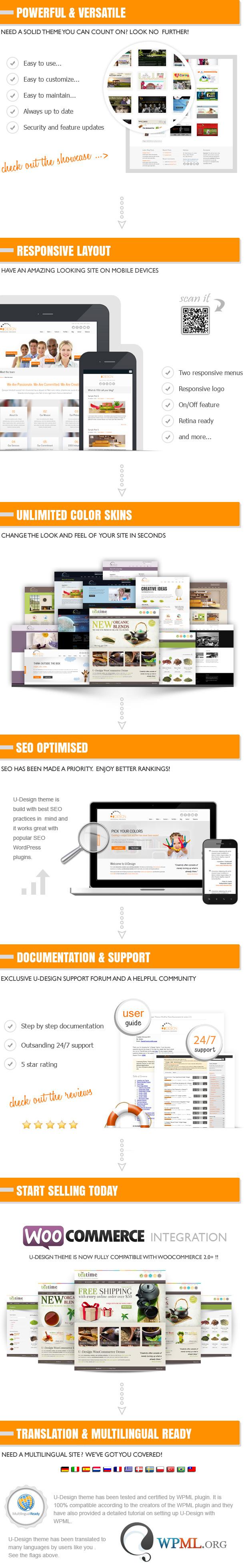 udesign3 - uDesign - Responsive WordPress Theme