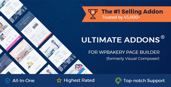 ultimate 1 - Ultimate Addons for WPBakery Page Builder (formerly Visual Composer)