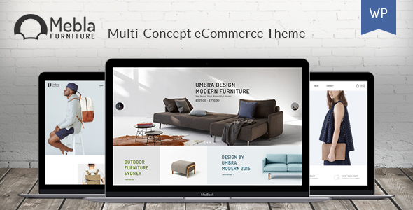 umbra - Mebla - Multi Concept WooCommerce WordPress Theme