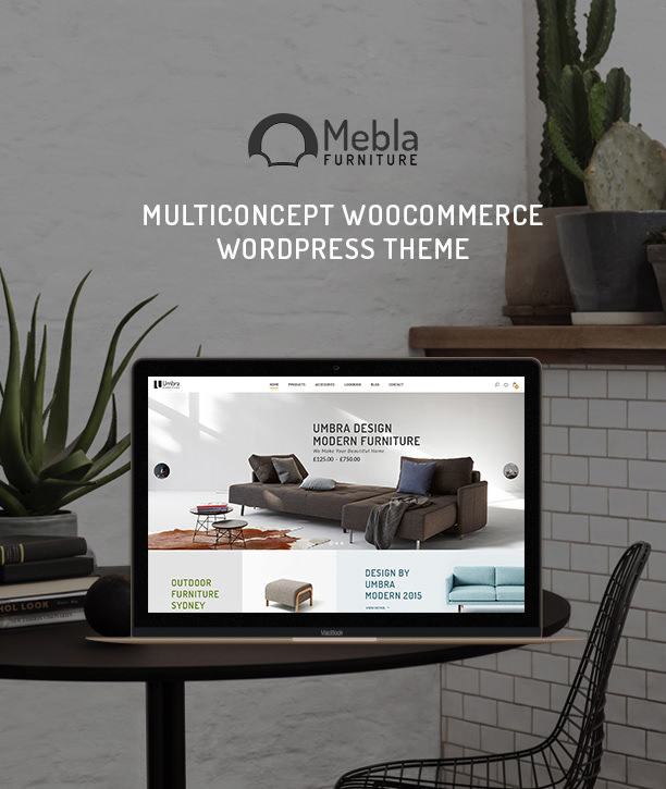 umbra2 - Mebla - Multi Concept WooCommerce WordPress Theme