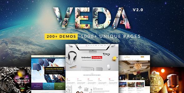 veda - VEDA | Multi-Purpose Theme