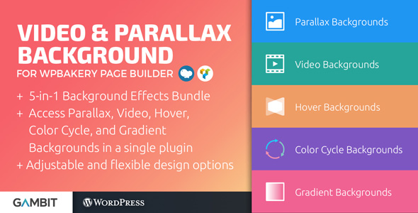 video - Video & Parallax Backgrounds For WPBakery Page Builder (formerly Visual Composer)