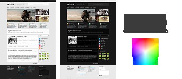 website2 - Website - Responsive WordPress Theme