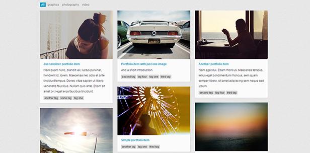website4 - Website - Responsive WordPress Theme