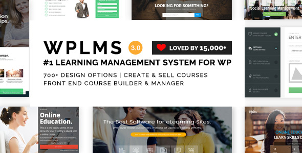 wplms - WPLMS Learning Management System for WordPress, Education Theme