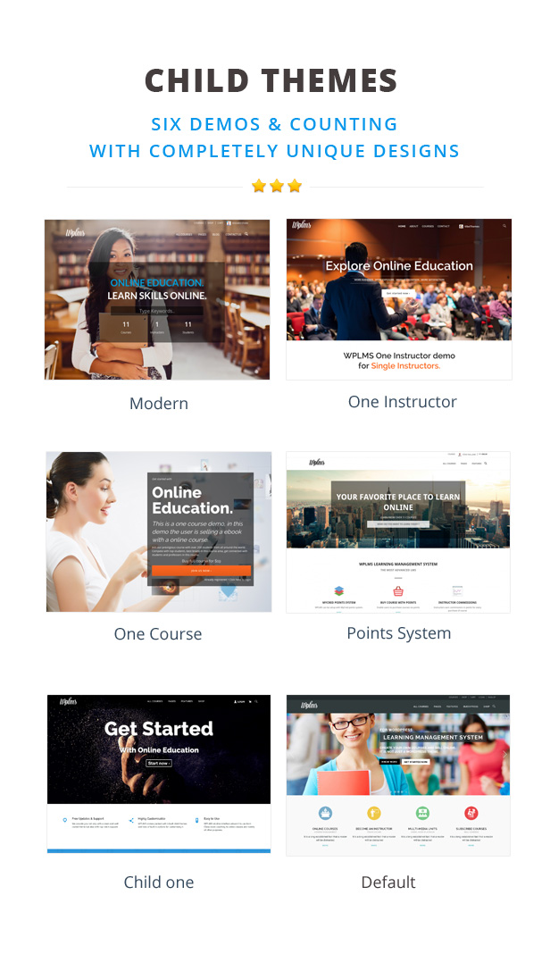 wplms5 - WPLMS Learning Management System for WordPress, Education Theme