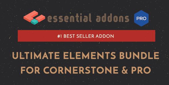 addons - Essential Addons for Cornerstone & Pro