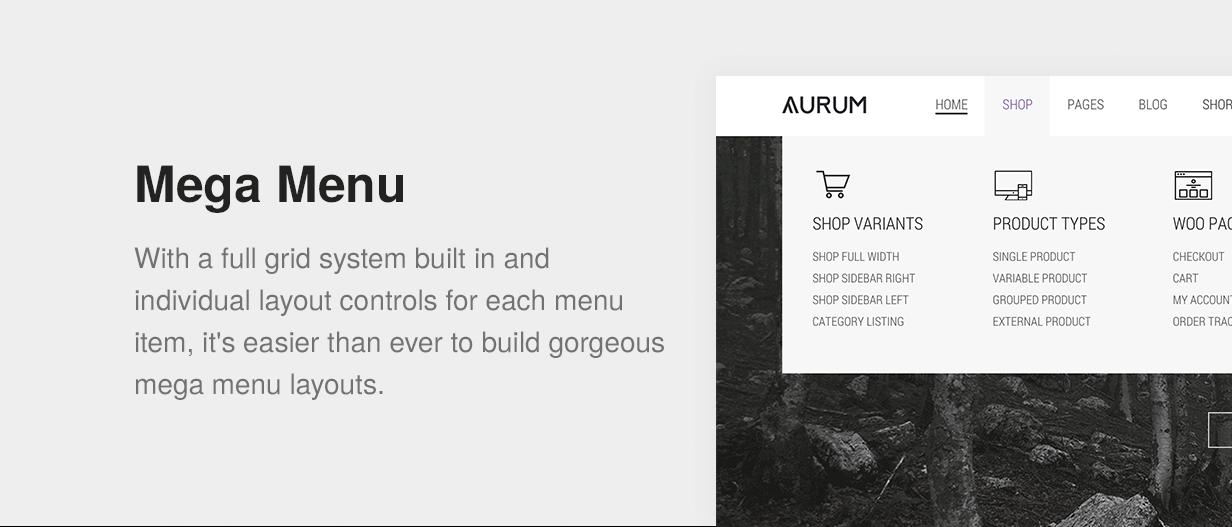 aurum8 - Aurum - Minimalist Shopping Theme