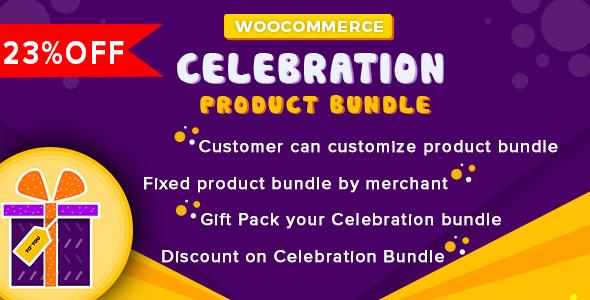 celebration - WooCommerce Product Bundle with Gift Pack