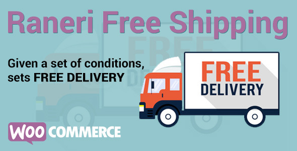 conditional - Conditional Free Shipping - WooCommerce Plugin