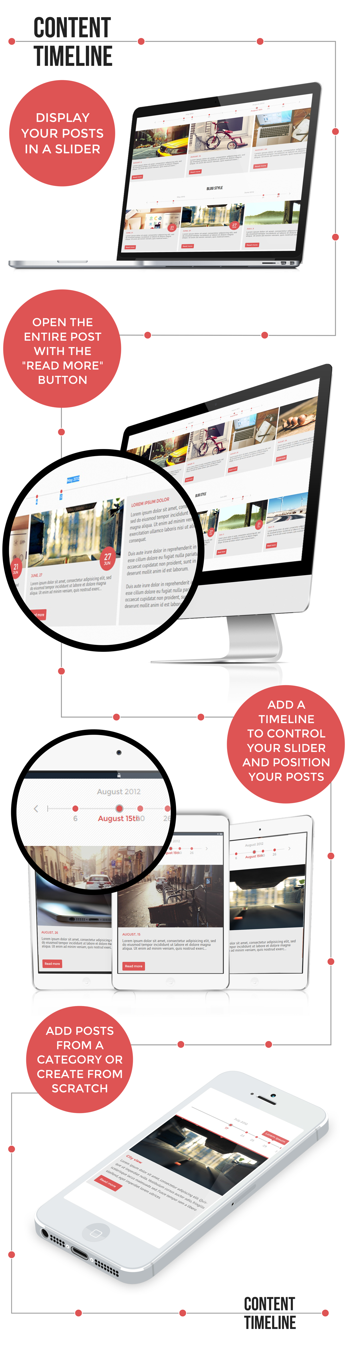 content6 - Content Timeline - Responsive WordPress Plugin for Displaying Posts/Categories in a Sliding Timeline