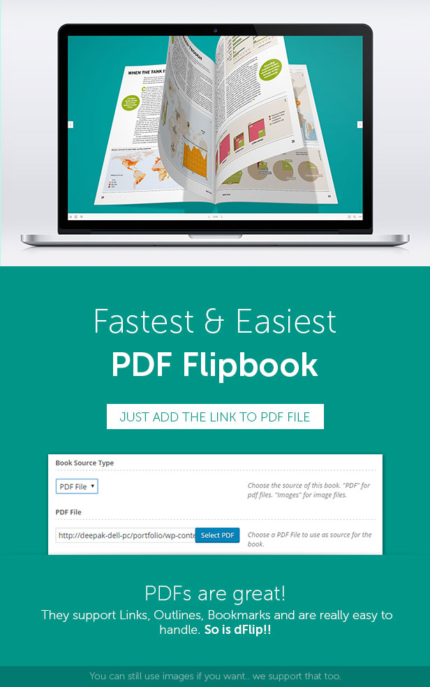dflip5 - dFlip PDF FlipBook WordPress Plugin