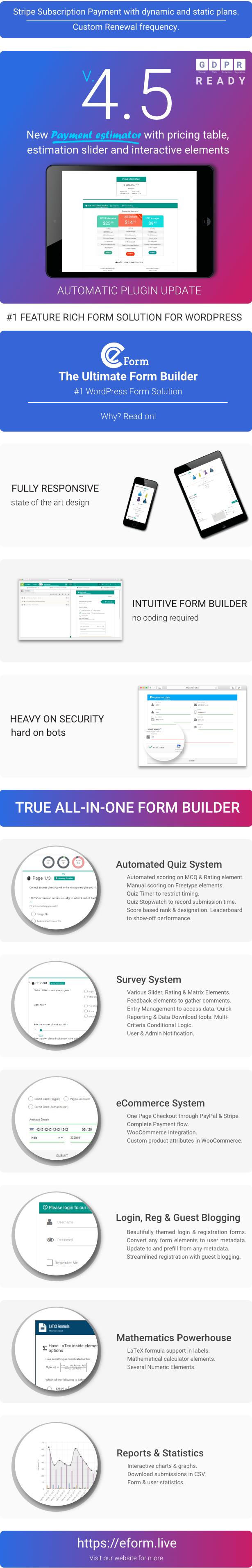 eform2 - eForm - WordPress Form Builder